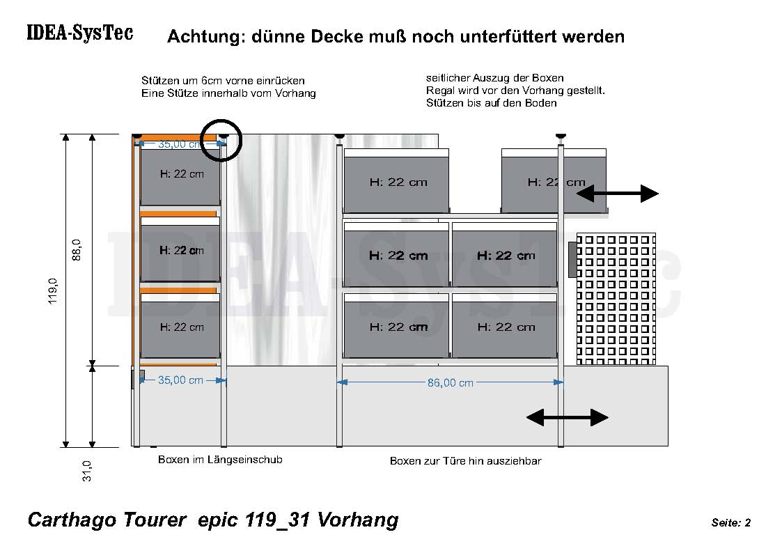 carthago systeme idea regale. Black Bedroom Furniture Sets. Home Design Ideas