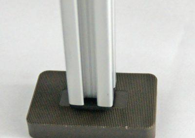 Kunststoffklötzschen Druckausgleich