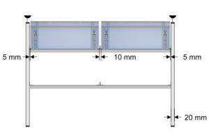 Größenberechnung für ein IDEA-Regal