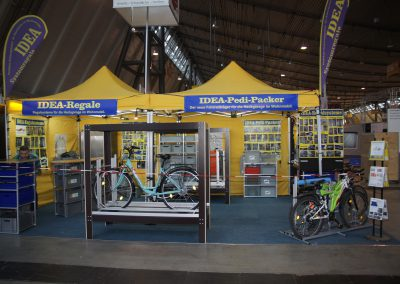 Messestand Halle 7 CMT