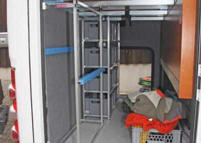 Phönix VCT und Boxenregal