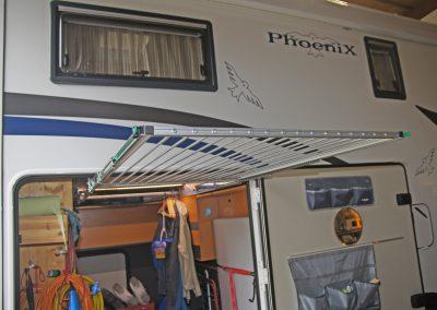 Phönix Wascheständerauszug