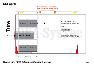 Hymer ML I 620