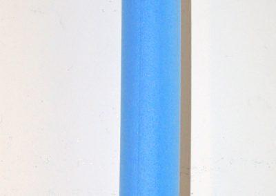 Campernudel - blaues Schutzpolster rund