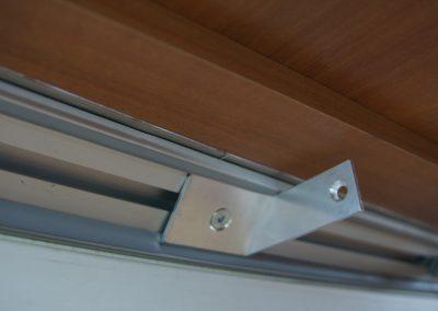 IDEA 45 Grad Winkel an Zurrleiste oben
