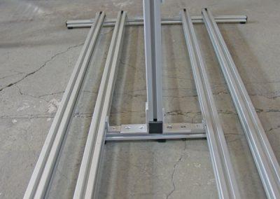 schmaler Bodenträger mit 50cm Breite