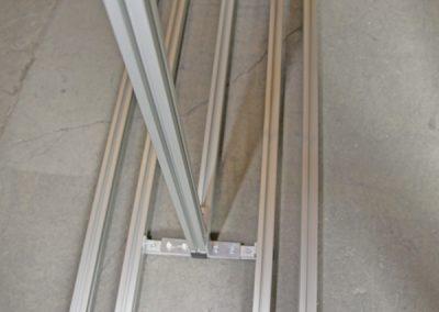 Pedi-Packer-MT schmale Version mit nur 50cm Breite und kann bei Bedarf auf 26cm gekürzt werden.