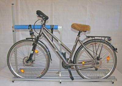 Pedi-Packer-MT-50er Fahrradträger für die Heckgarage