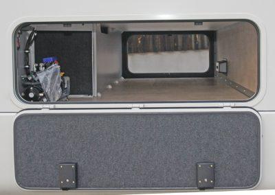 Concorde Charisma 850 L Unterflurauszug