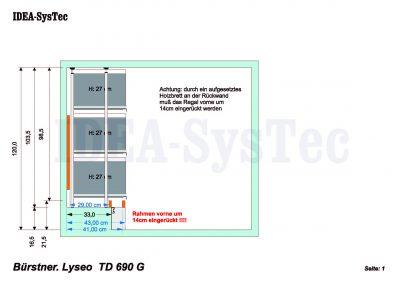 Bürstner. Lyseo TD 690 G_S1