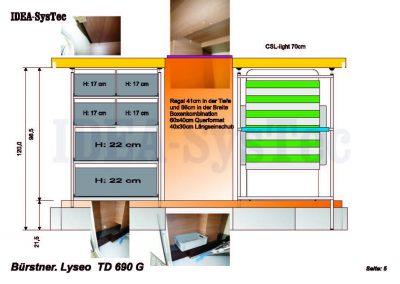 Bürstner. Lyseo TD 690 G_S5