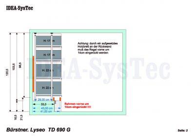 Bürstner. Lyseo TD 690 G_S52