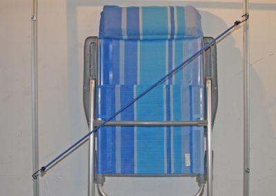 CTS Campnggestell Tisch und Stuhl